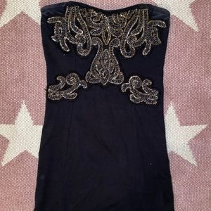 Free People Embellished Bodycon - Size S
